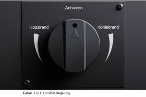 Hark Kaminofen 122-3 ECOplus